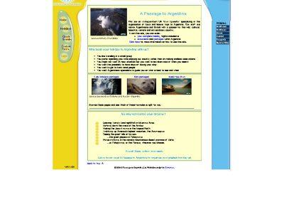 APTA Holiday Travel Web Design Edinburgh 01
