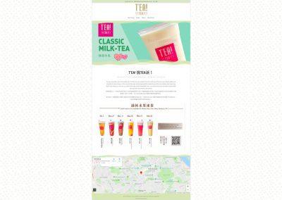 Chinese-Bubble-Tea-Shop Web Design Edinburgh