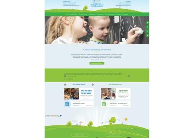 Guildford-Nursery-School Web Design Edinburgh