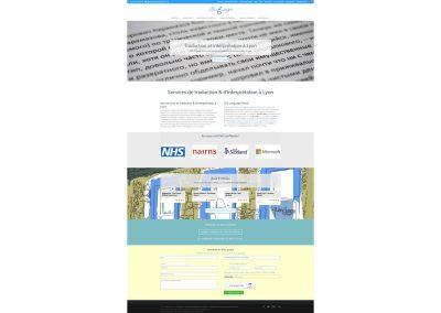 Language-Room-Translation-Services Web Design Edinburgh