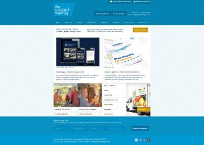 Mustard-Design-Agency Web Design Edinburgh