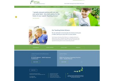 Portswood-Teaching-School Web Design Edinburgh