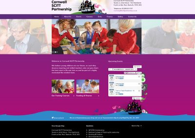 SCITT School Web Design Edinburgh