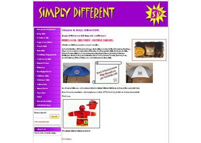Simply Different Web Design Edinburgh