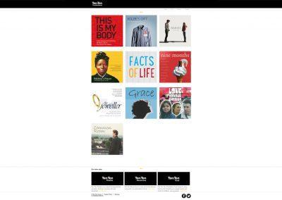 TenTen-Productions-Charity Web Design Edinburgh