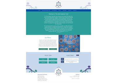 Vale-Academy-Trust Web Design Edinburgh