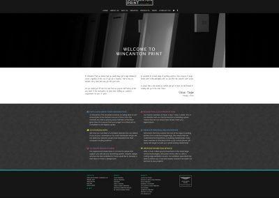 Wincanton-Print Web Design Edinburgh