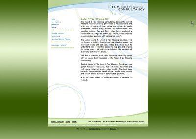 assetandtax Web Design Edinburgh