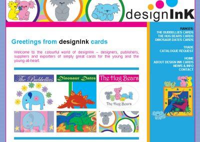 designink Ecommerce Web Design Edinburgh