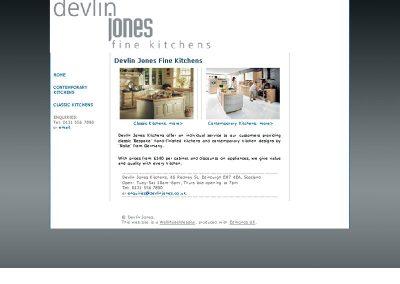 djones Design Web Design Edinburgh