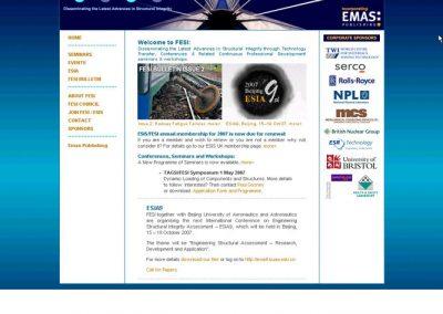 fesi professional Web Design Edinburgh