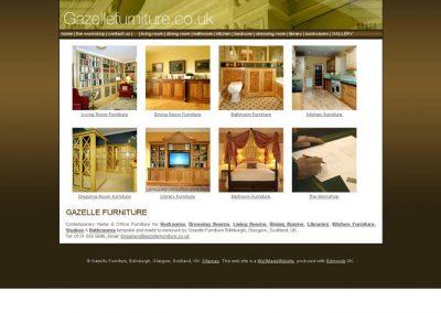 gazelle building Web Design Edinburgh
