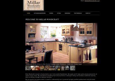 millarwoodcraft Carpentry Web Design Edinburgh