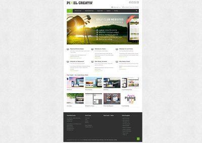 pixelcreativ design Web Design Edinburgh