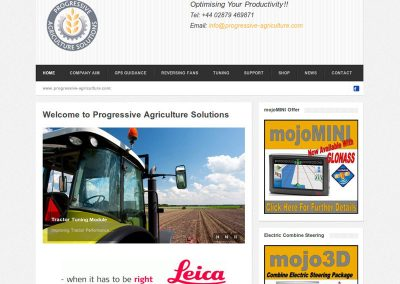 progressive-agriculture agriculture Web Design Edinburgh