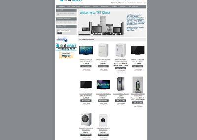 thtdirectecommerce Web Design Edinburgh