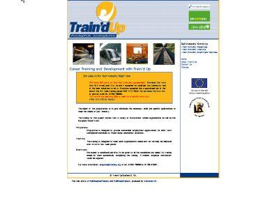 traindup Staff Web Design Edinburgh