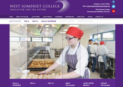 westsomersetcollege School Web Design Edinburgh